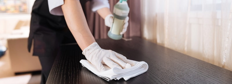 How Professional Cleaners Help Market Your Brand